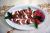De salade van Caprese