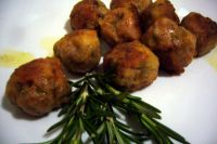 simple beef meatballs baked