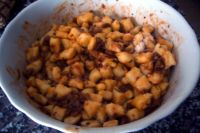 Gnocchi de pommes de terre aux champignons