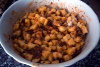 nhoque de batata com cogumelos