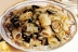 Paccheri with eggplant and pine nuts