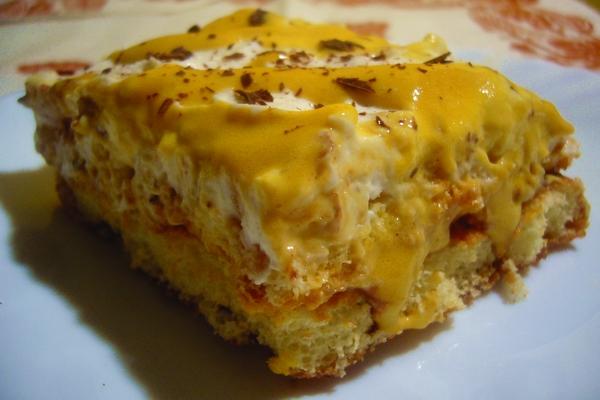 Creamy Mascarpone and Zabajone