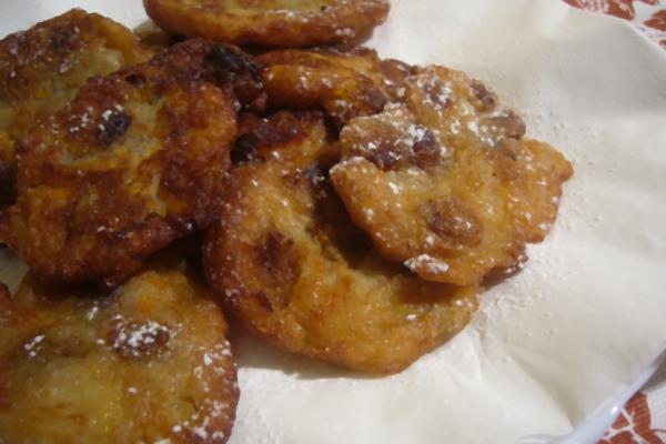 Fritters Sant & # 039; Antonio