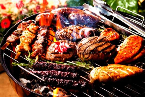 Wie ein Barbecue zu machen